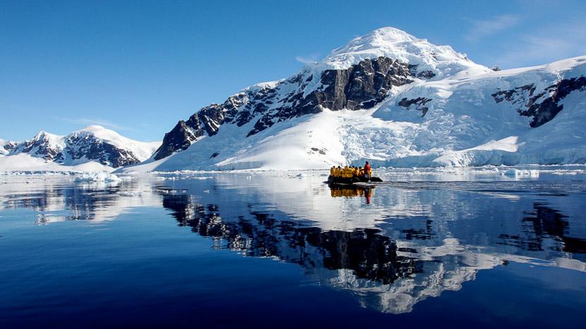 Antarctique, Croisière en Antarctique © Quark - Lynn Woodworth