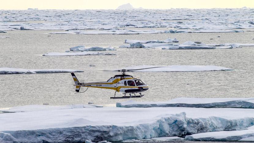 Mer de Ross, Mer de Ross, Antarctique © Oceanwide