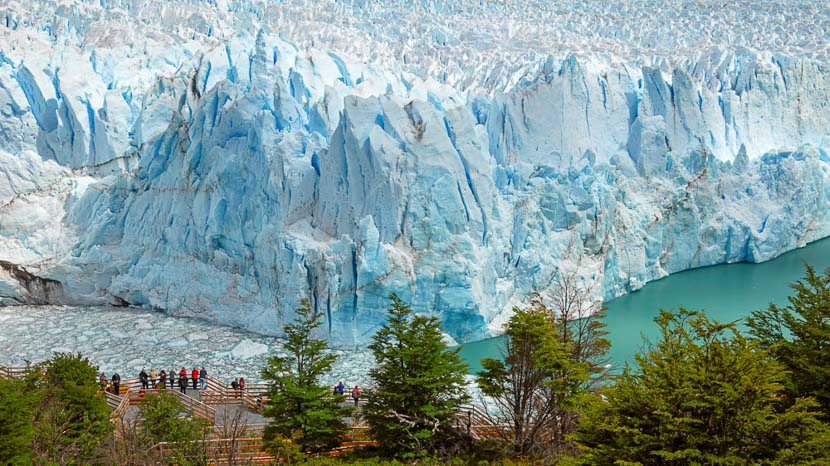 El Calafate et sa région, Perito Moreno, Argentine