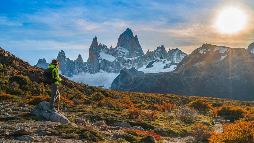 El Chaltén, Région du Fitz Roy, Argentine © Shutterstock