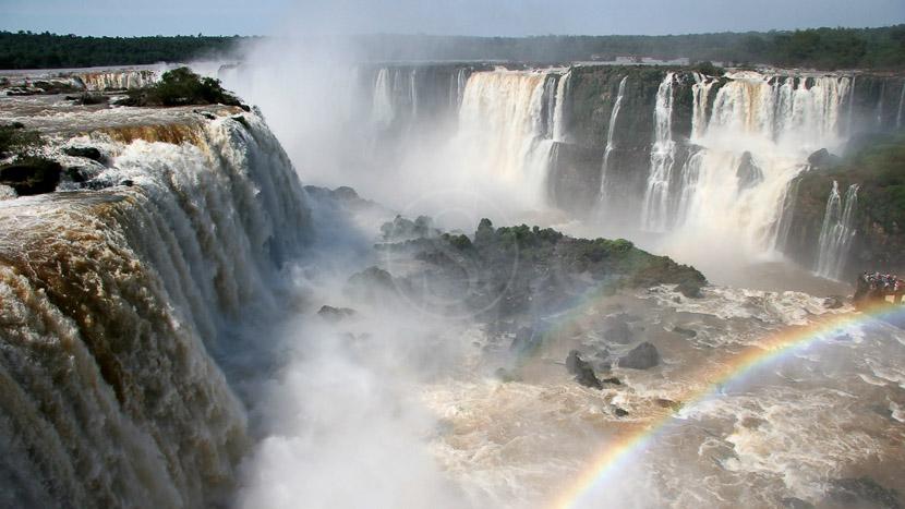 Chutes d'Iguazú, Chutes Iguaçu, Argentine