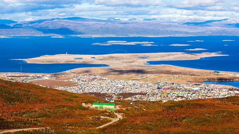 Ushuaïa, Ushuaia et Terre de Feu, Argentine