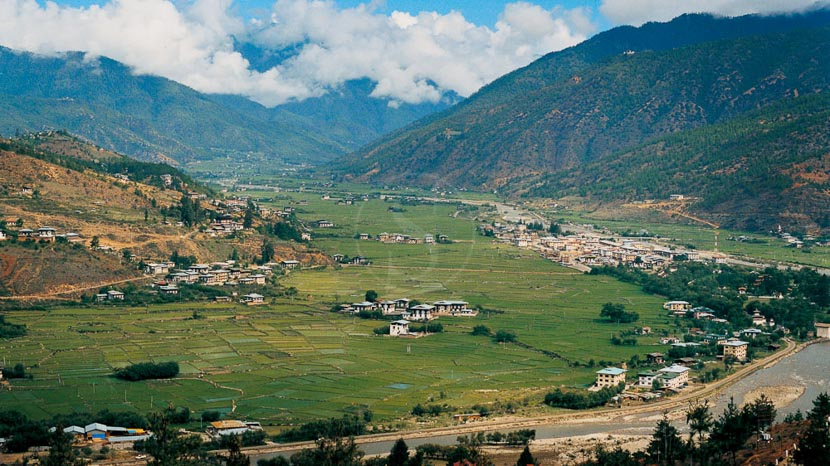 Bhoutan, Uma Paro, Bhoutan