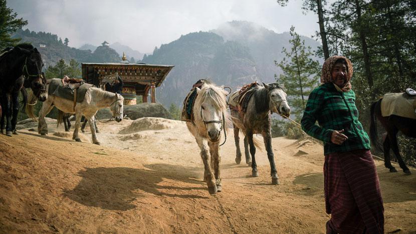 Paro, Amankora Paro, Bhoutan © Simon Buxton