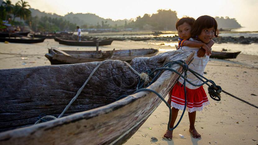 Archipel des Mergui, Croisière dans l'Archipel des Mergui, Birmanie