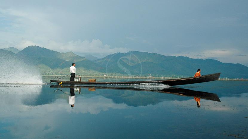 Lac Inle, Paramount Inle Resort, Myanmar