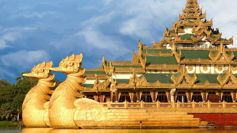 Mandalay, Mandalay, Birmanie © Shutterstock