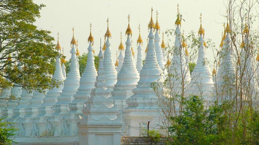 Mandalay, Pagode Kuthodaw, Myanmar