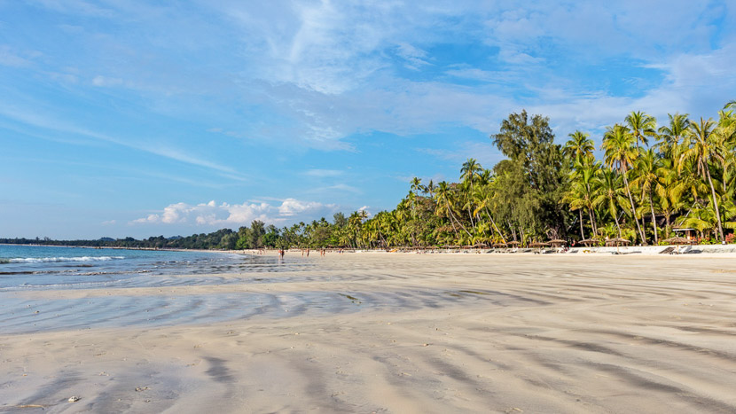 Ngapali, Ngapali, Birmanie © Shutterstock