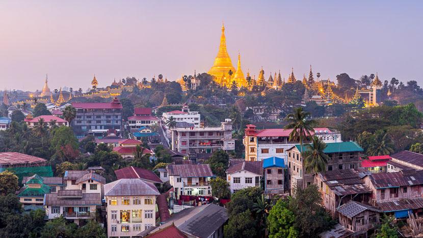 Yangon, Yangon, Birmanie