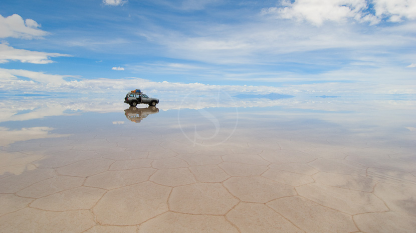 Bolivie, Salar d'Uyuni, Bolivie