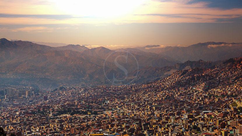 La Paz, La Paz, Bolivie