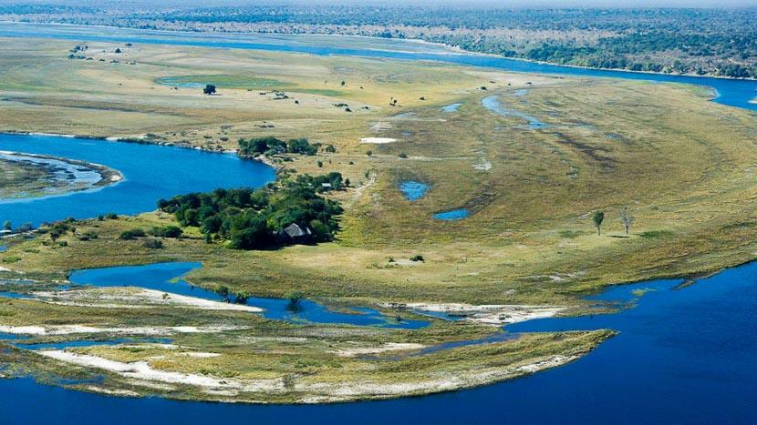 Botswana, Chobe Savanna Camp, Botswana