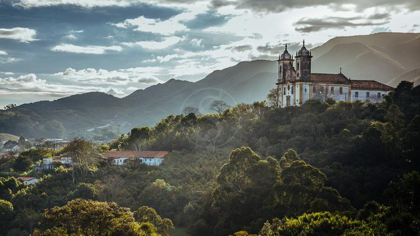 Brésil, Mena Gerais, Brésil