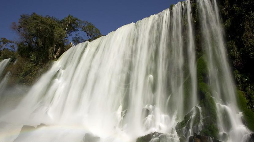 Parc national de l'Iguaçu, Chutes Igaçu, Brésil © Christophe Courteau