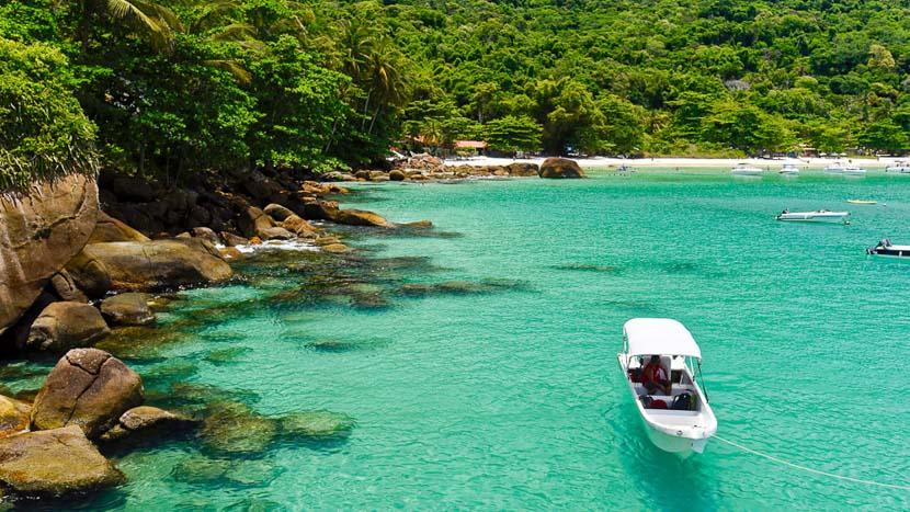Ilha Grande, Ilha Grande, Brésil