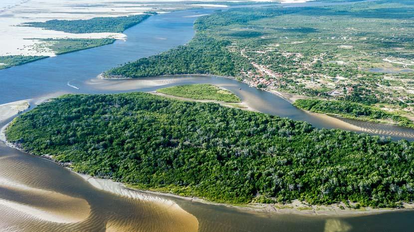 Parc national des Lençóis Maranhenses, Parc Lencois Maranhenses, Brésil