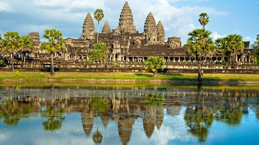 Cambodge, Temples d'Angkor, Cambodge