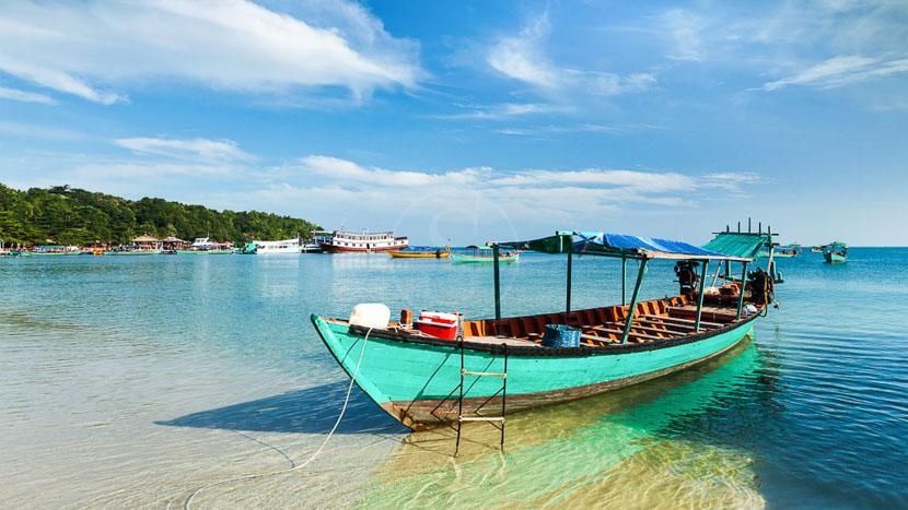 Cambodge, Sihanoukville, Cambodge