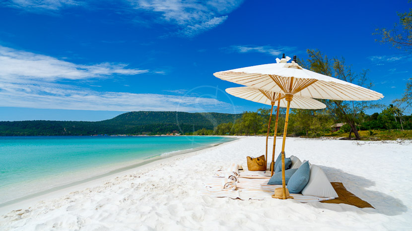 Koh Rong, Koh Rong, Cambodge © Shutterstock