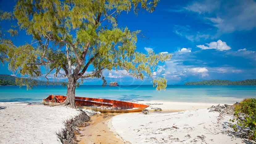 Koh Rong, Koh Rong, Cambodge © Shutterstock