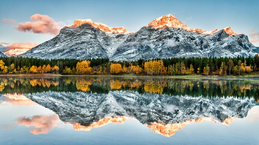Canada, Rocheuses, Canada