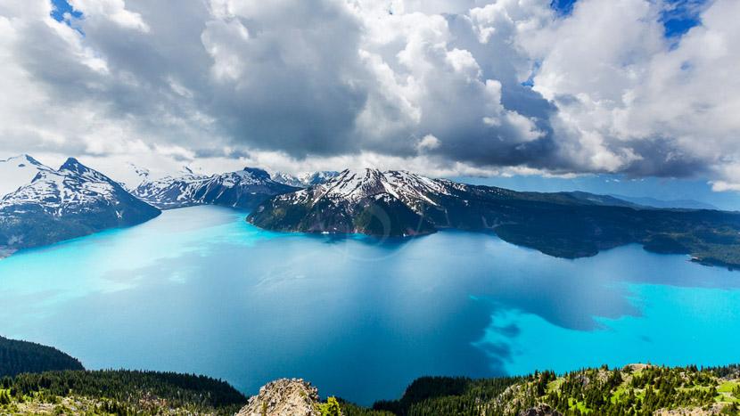 Canada, Région de Whistler en Colombie Britannique, Canada