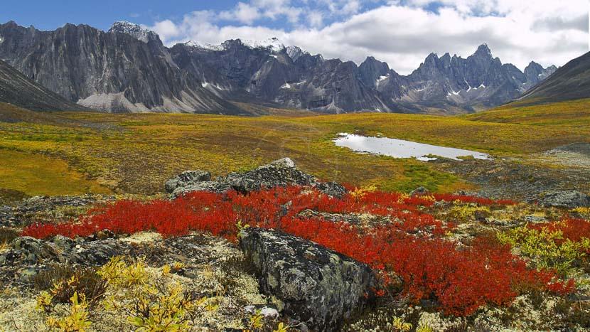 Canada, Région du Yukon, Canada