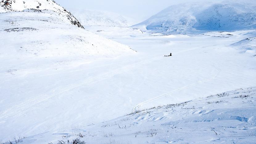 Iqaluit et la baie de Baffin, Iqaluit, Canada © Curtis Jones