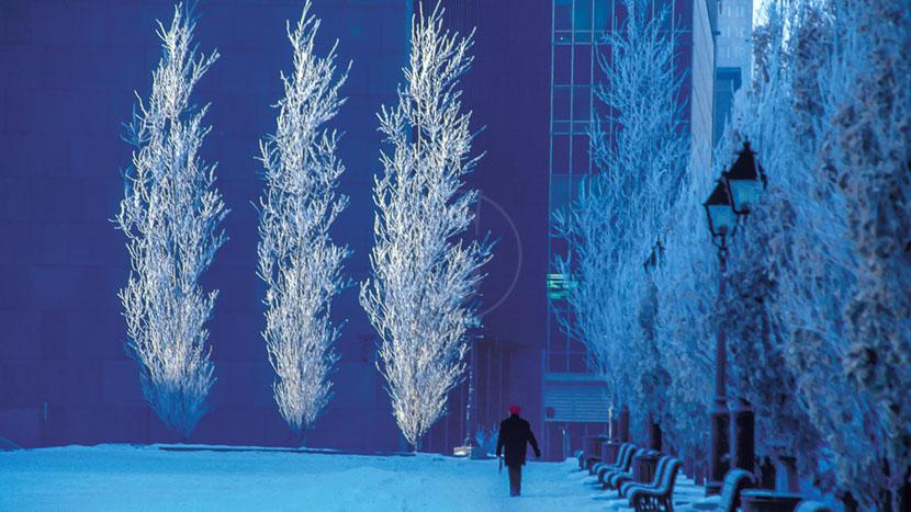 Montréal, Vieux Montréal, Canada © Office Tourisme