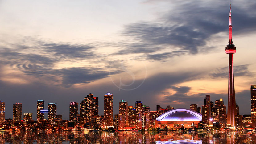 La Tour CN, Toronto, Canada