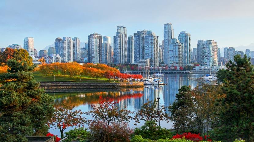 Vancouver, Ville de Vancouver, Canada