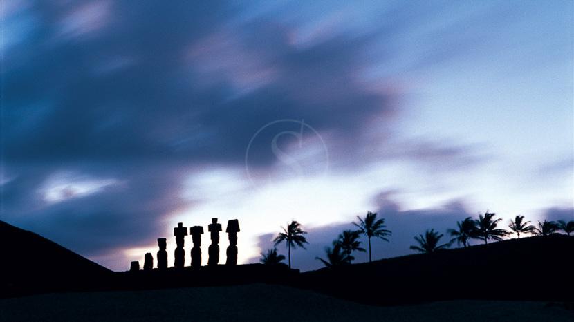 Mystérieuse Ile de Pâques, Explora en Rapa Nui, Île de Pâques © Explora
