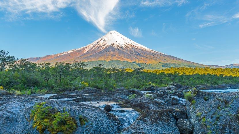 Région des Lacs et l'île de Chiloe, Région de O'Higgins, Chili