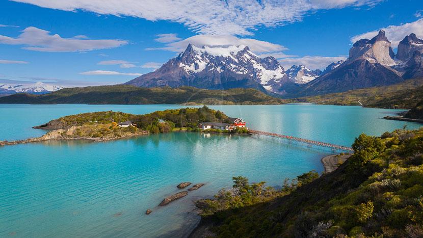 Parc national Torres del Paine, Torres del Paine, Chili