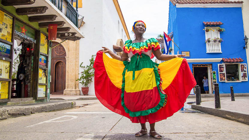Carthagène des Indes, Carthagène, Colombie © Alexis Pradié