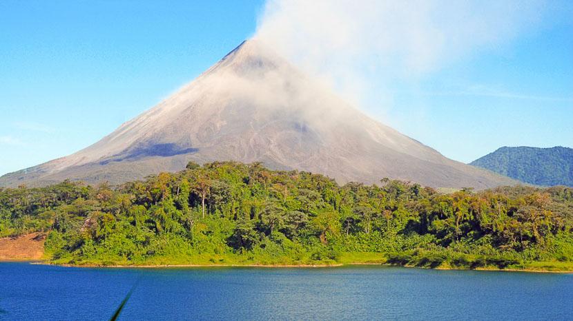 Costa Rica, Volcan Arenal, Costa Rica
