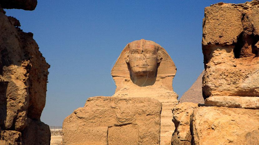 Les pyramides de Gizeh, Pyramides de Giseh, Egypte