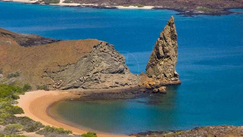 Îles Galápagos, Ile Bartolomé aux Galapagos, Equateur
