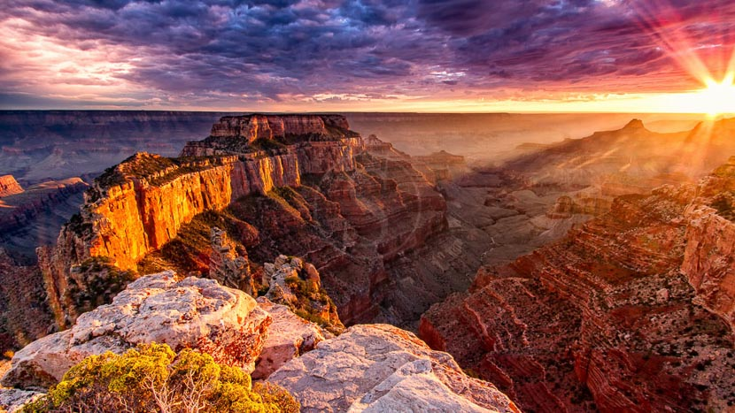 Etats-Unis, Grand Canyon, Etats Unis