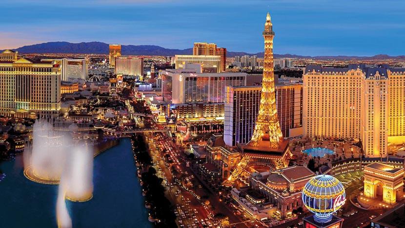 Etats-Unis, Las Vegas, Etats Unis
