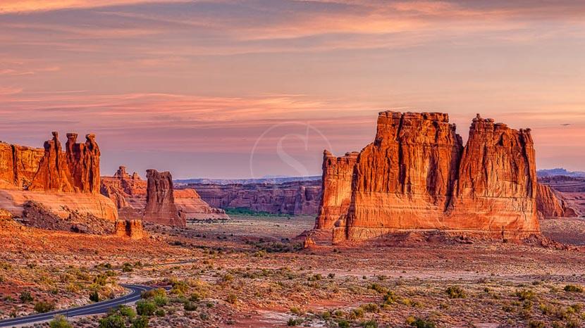 Parc national des Arches, Arches National Park, Etats-Unis © Shutterstock