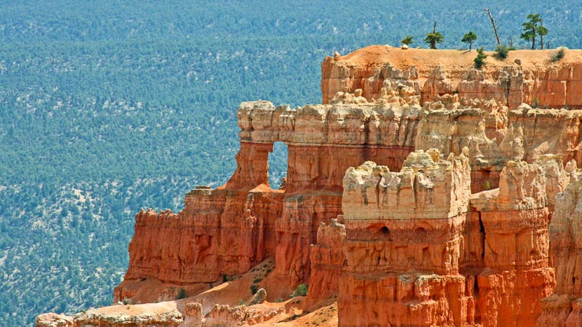 Parc national de Bryce Canyon, Bryce Canyon, Etats-Unis © Shutterstock