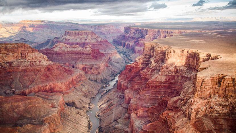 Parc national du Grand Canyon, Grand Canyon, Etats Unis © Shutterstock