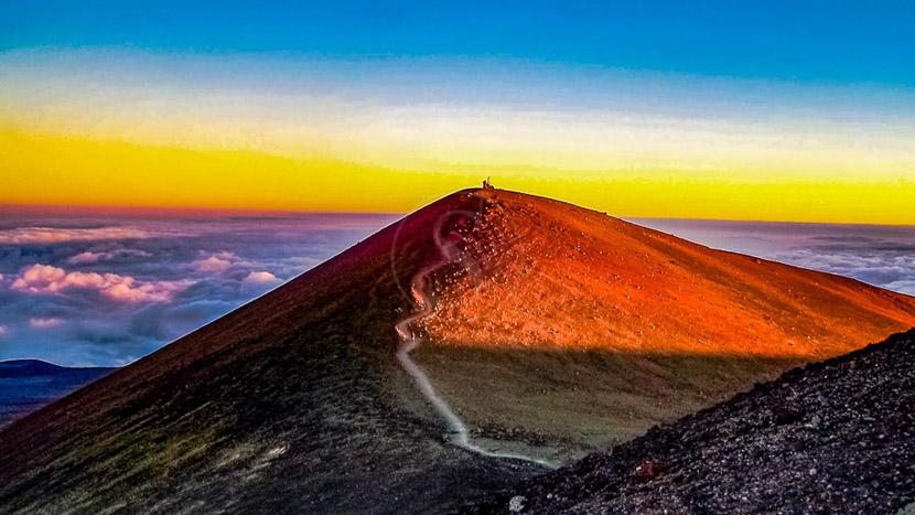 Hawaï, Volcan Mauna Loa, Hawai © Shutterstock