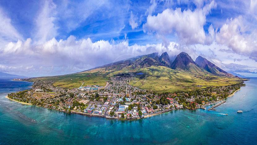 Maui, Lahaina, Hawai © Shutterstock