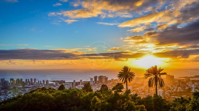 Oahu, Honolulu, Hawai © Shutterstock