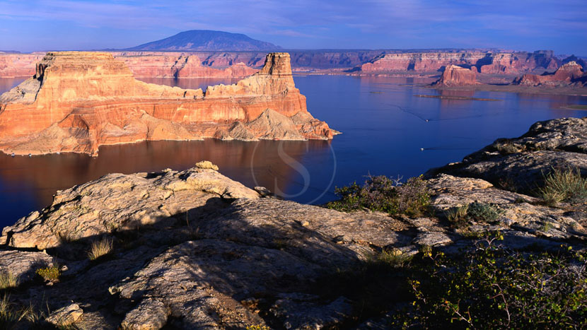 Lac Powell, Lac Powell, Etats Unis © Shutterstock