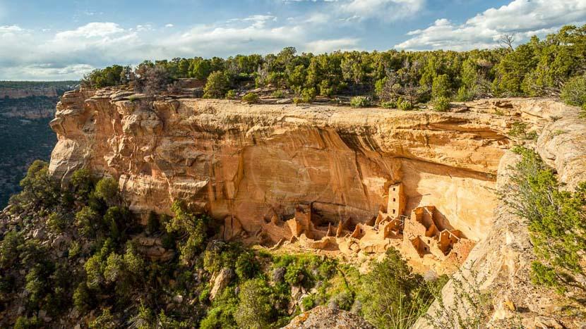Parc national de Mesa Verde, Mesa Verde National Park, Etats-Unis © Shutterstock