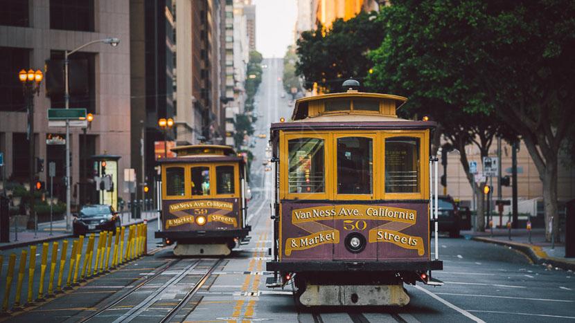 San Francisco, San Francisco, Etats-Unis © Shutterstock